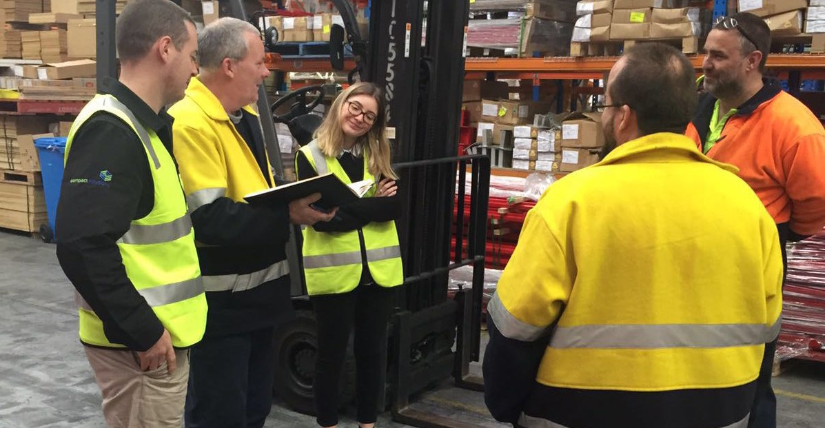 Effective Communication With Staff Safer Storage Systems