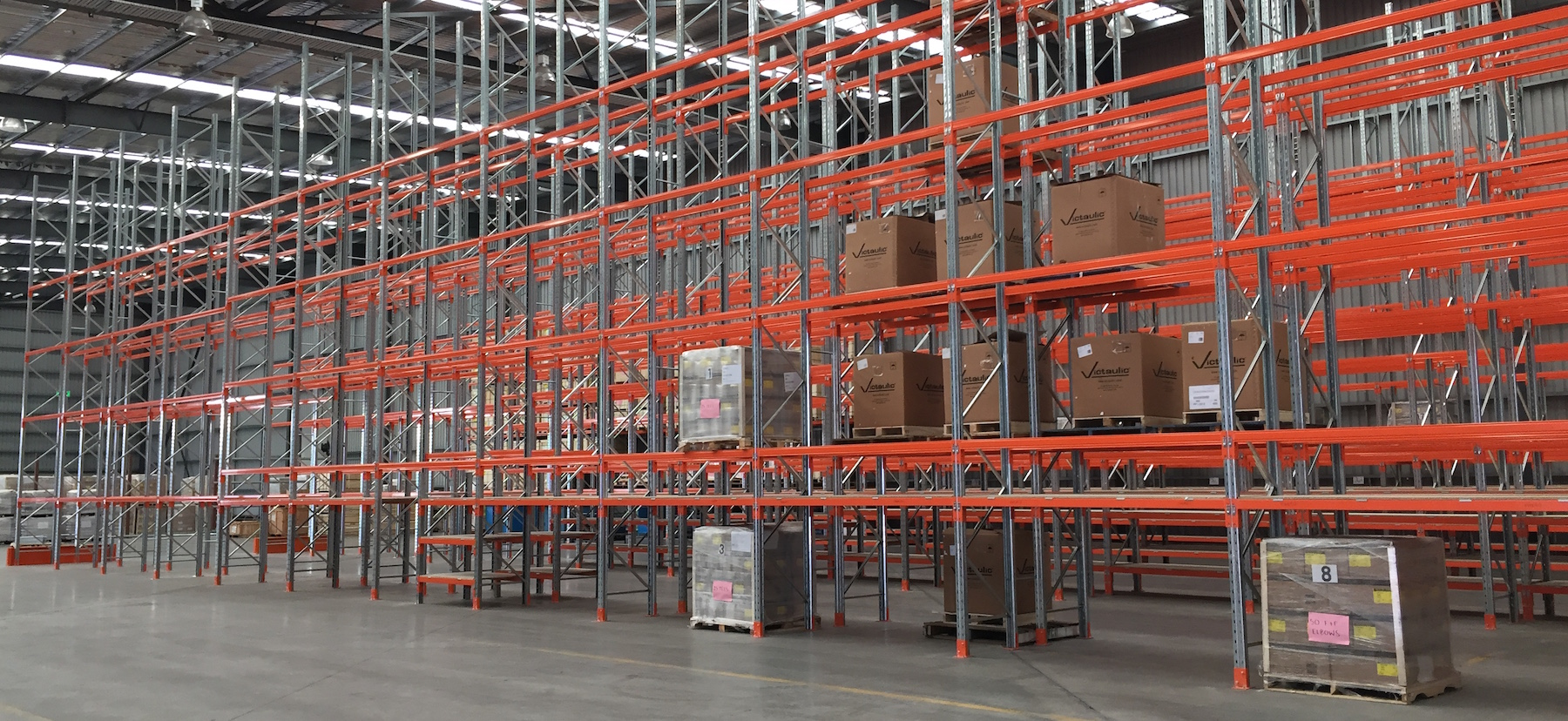 Improving Pallet Racking Safety Safer Storage Systems