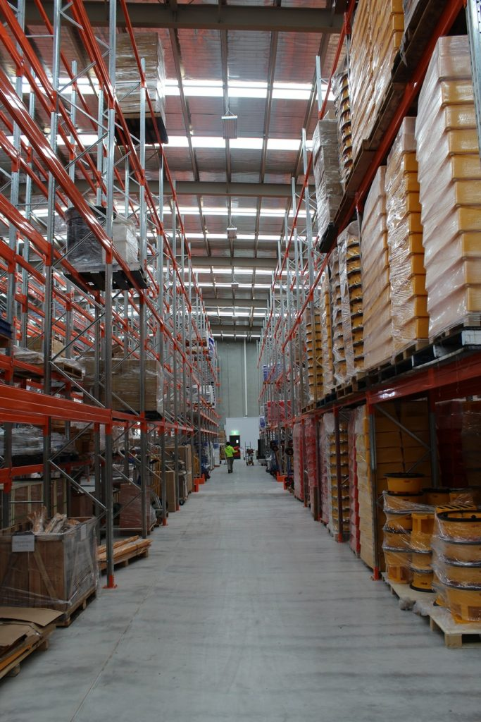 New Pallet Racking With Stock