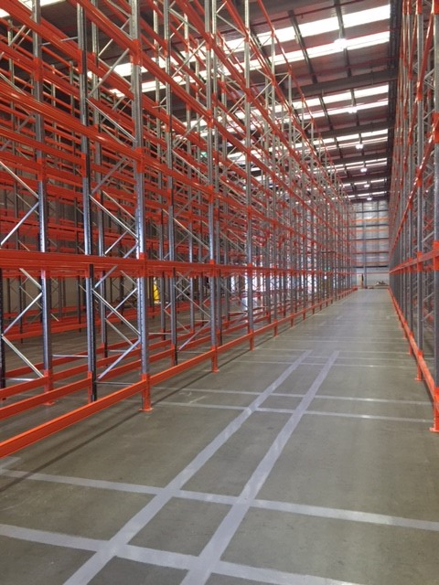 Selective pallet racking Holden